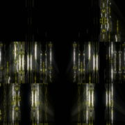 Columns-AI-Visual-Computer-System-Video-Art-VJ-Loop VJ Loops Farm