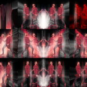 Fire-Rocker-Man-Playing-guitar-on-Flame-Video-Art-VJ-Loop VJ Loops Farm
