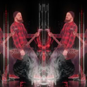 Fire-Rocker-Man-Playing-guitar-on-Flame-Video-Art-VJ-Loop_009 VJ Loops Farm