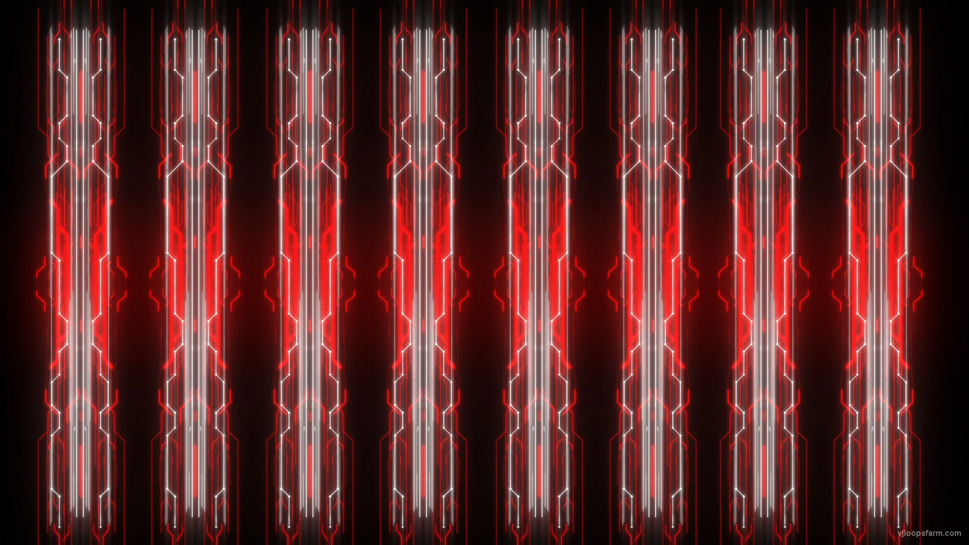 Red-Columns-Techno-Lines-Animation-Video-Art-VJ-Loop_006 VJ Loops Farm