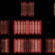Red-Yellow-Glitch-Grid-Lines-Video-Art-VJ-Loop VJ Loops Farm