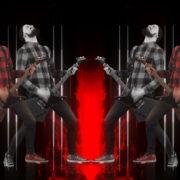 Rock-Red-Guitarist-Column-Techno-strobing-video-art-VJ-Loop_002 VJ Loops Farm