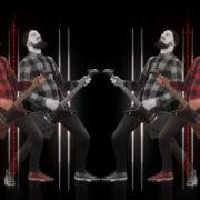 Rock-Red-Guitarist-Column-Techno-strobing-video-art-VJ-Loop_005 VJ Loops Farm