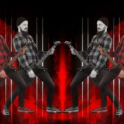 Rock-Red-Guitarist-Column-Techno-strobing-video-art-VJ-Loop_006 VJ Loops Farm