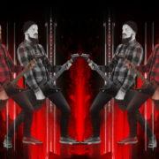 Rock-Red-Guitarist-Column-Techno-strobing-video-art-VJ-Loop_007 VJ Loops Farm