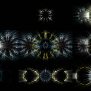 Sun-Portal-AI-Gate-Eyes-Visual-Art-VJ-Loop VJ Loops Farm