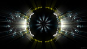 vj video background Sun-Portal-AI-Gate-Eyes-Visual-Art-VJ-Loop_003