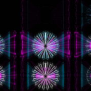 Techno-AI-Bot-Gate-Visuals-Video-Art-VJ-Loop VJ Loops Farm