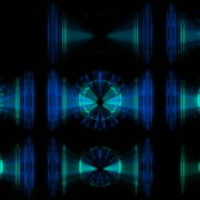 Techno-Gate-circle-Columns-motion-line-video-art-VJ-loop VJ Loops Farm