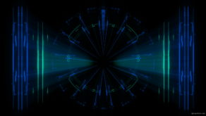 vj video background Techno-Gate-circle-Columns-motion-line-video-art-VJ-loop_003