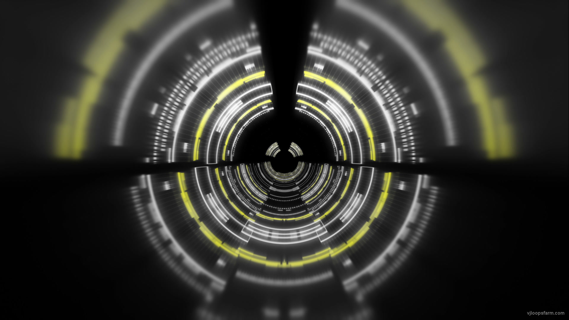 vj video background Tunnel-AI-Flow-Digital-Flight-Video-Art-Vj-Loop_003
