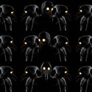 Beat-Heads-of-Venetian-Plague-Doctor-Halloween-VJ-Video-Loop VJ Loops Farm