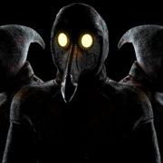 Beat-Heads-of-Venetian-Plague-Doctor-Halloween-VJ-Video-Loop_004 VJ Loops Farm