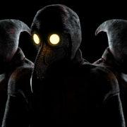 Beat-Heads-of-Venetian-Plague-Doctor-Halloween-VJ-Video-Loop_005 VJ Loops Farm
