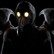 Beat-Heads-of-Venetian-Plague-Doctor-Halloween-VJ-Video-Loop_007 VJ Loops Farm