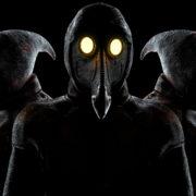 Beat-Heads-of-Venetian-Plague-Doctor-Halloween-VJ-Video-Loop_008 VJ Loops Farm