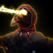 Eye-Laser-Fight-Kombat-by-Plague-Doctor-UHD-Video-Art-Halloween-VJ-Loop-with-alpha-channel_007 VJ Loops Farm