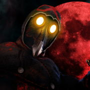 Idle-scarry-fingers-by-moon-Plague-Doctor-Video-Wallpaper-Postcard-VJ-Loop_002 VJ Loops Farm
