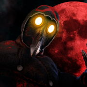 Idle-scarry-fingers-by-moon-Plague-Doctor-Video-Wallpaper-Postcard-VJ-Loop_009 VJ Loops Farm