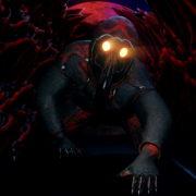 Slow-spider-crawl-horror-plague-doctor-in-mask-video-art-Ultra-HD-VJ-Loop_008 VJ Loops Farm