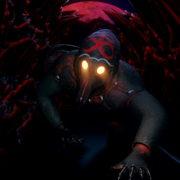 Slow-spider-crawl-horror-plague-doctor-in-mask-video-art-Ultra-HD-VJ-Loop_009 VJ Loops Farm