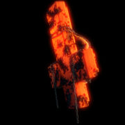 Plague-Doctor-on-Cross-symbol-on-fire-burn-with-alpha-channel-Ultra-HD-VJ-Loop_005 VJ Loops Farm