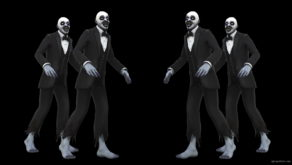 vj video background Scarry-Horror-Halloween-Clown-Dancing-in-DJ-Gate-Video-VJ-Loop_003
