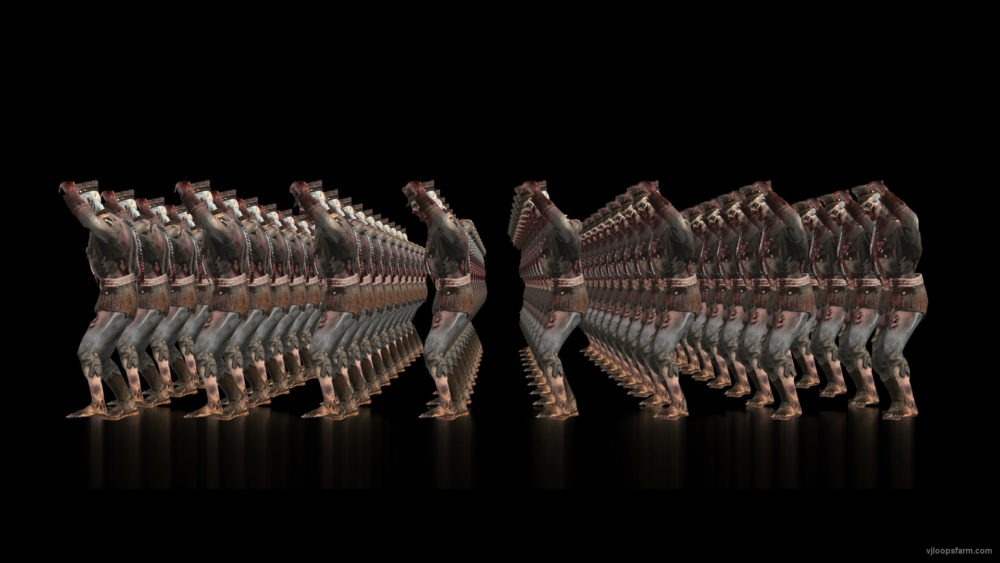 vj video background Zombie-Army-Dancing-Full-Frame-Visuals-Full-HD-VJ-Loop_003