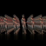 Zombie-Army-Dancing-Full-Frame-Visuals-Full-HD-VJ-Loop_005 VJ Loops Farm