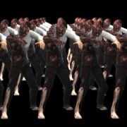 Zombie-Army-is-goint-to-You-Run-VJ-Loop_001 VJ Loops Farm