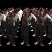 Zombie-Army-is-goint-to-You-Run-VJ-Loop_005 VJ Loops Farm