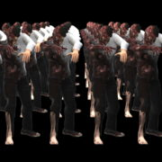 Zombie-Army-is-goint-to-You-Run-VJ-Loop_007 VJ Loops Farm