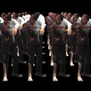 Zombie-Army-is-goint-to-You-Run-VJ-Loop_007 VJ Loops Farm