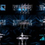 Ballet-Swan-Girl-Motion-Background-Ultra-HD-Video-Art-VJ-Loop-V VJ Loops Farm