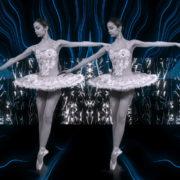 Ballet-Swan-Girl-Motion-Background-Ultra-HD-Video-Art-VJ-Loop-V_006 VJ Loops Farm