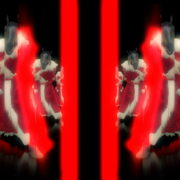 Strobing-Santa-Claus-Horse-New-Year-Boxing-Fight-Video-Art-Ultra-HD-VJ-Loop_008 VJ Loops Farm
