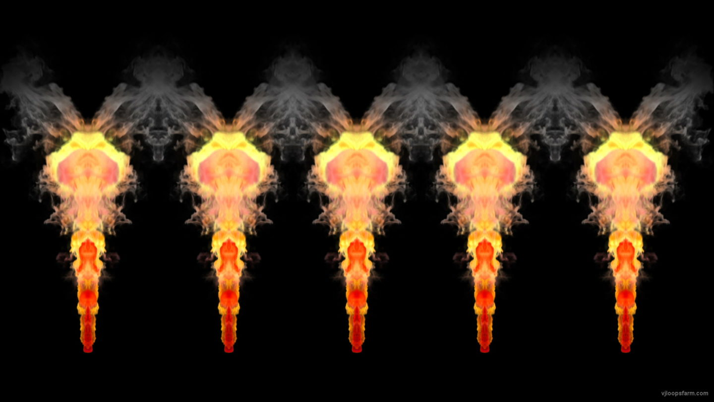 vj video background Flame-Fire-Column-Pattern-Visuals-Video-Art-VJ-Loop_003