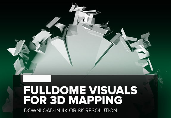 Fulldome VIsuals