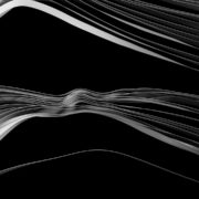 3D-Displace-Motion-Stripe-ribbons-isolated-on-black-Video-mapping-Loop_006 VJ Loops Farm
