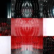 Black-Lord-Gate-Strobing-Wings-Video-Art-VJ-Loop VJ Loops Farm