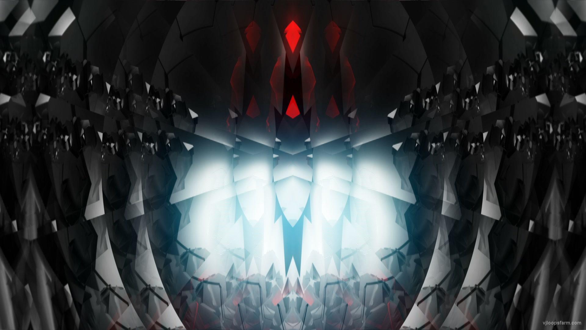 vj video background Black-Lord-Gate-Strobing-Wings-Video-Art-VJ-Loop_003