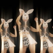 Bunny-Girls-Team-Power-Fist-Beat-Kombat-4K-Video-Art-VJ-Loop_009 VJ Loops Farm