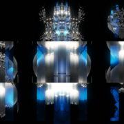 Diamond-Sword-Transition-Video-Art-Pattern-VJ-Loop VJ Loops Farm