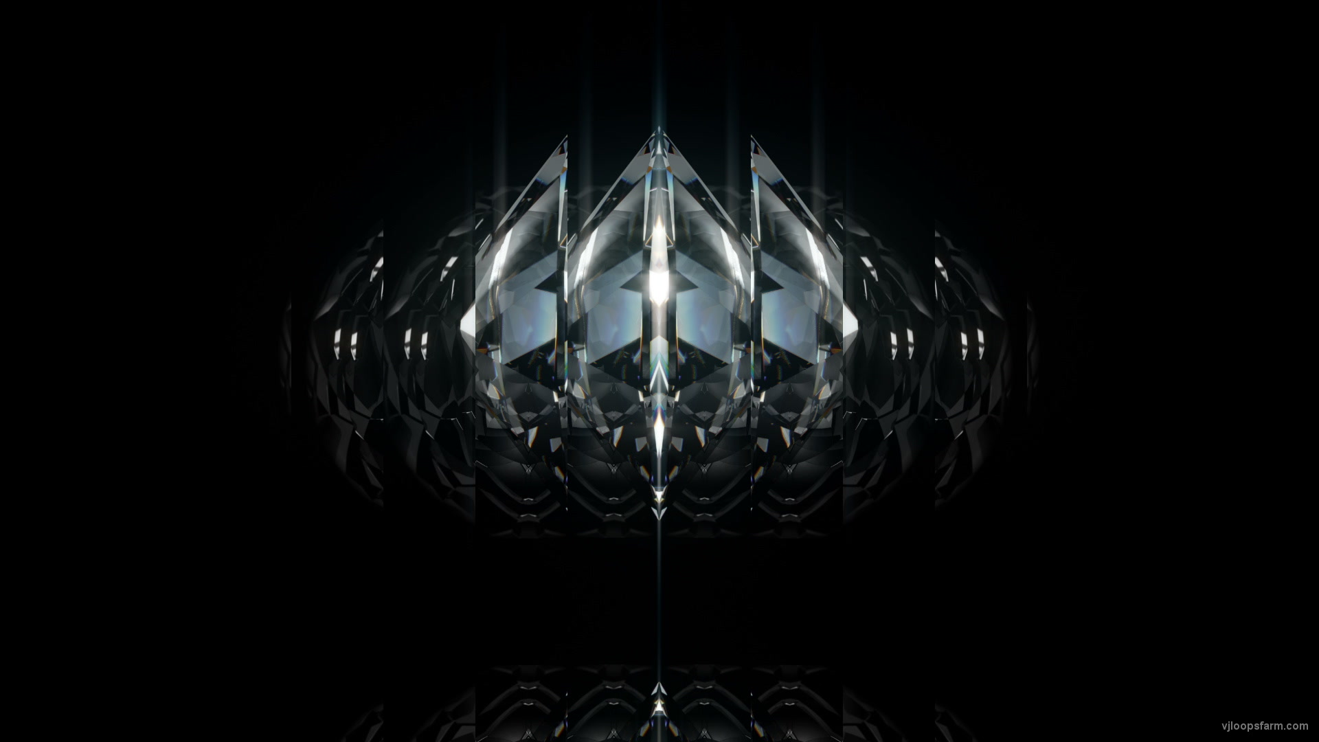 vj video background Diamond-Sword-game-Crystal-Glass-Video-Art-VJ-Loop_003