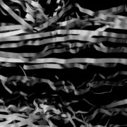 Distorted-3D-curtain-cloth-ribbons-animation-video-mappping-loop_004 VJ Loops Farm