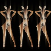 Five-Playboy-Penta-Rabbit-Go-Go-Girls-Dancing-Video-Art-4K-VJ-Loop_001 VJ Loops Farm