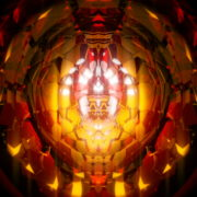 Golden-Glass-gate-spaceship-transition-Video-Art-Vj-Loop_002 VJ Loops Farm
