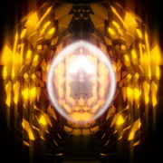 Golden-Glass-gate-spaceship-transition-Video-Art-Vj-Loop_007 VJ Loops Farm