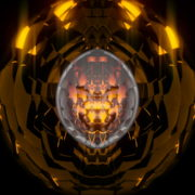 Golden-Glass-gate-spaceship-transition-Video-Art-Vj-Loop_008 VJ Loops Farm