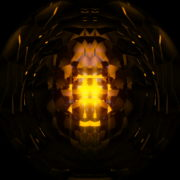 Golden-Glass-gate-spaceship-transition-Video-Art-Vj-Loop_009 VJ Loops Farm